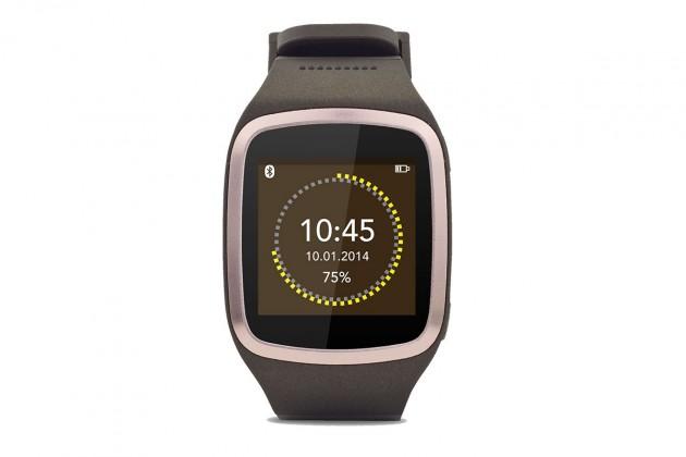 Příslušenství pro GPS MYKRONOZ ZESPLASH chytré hodinky - hnědé
