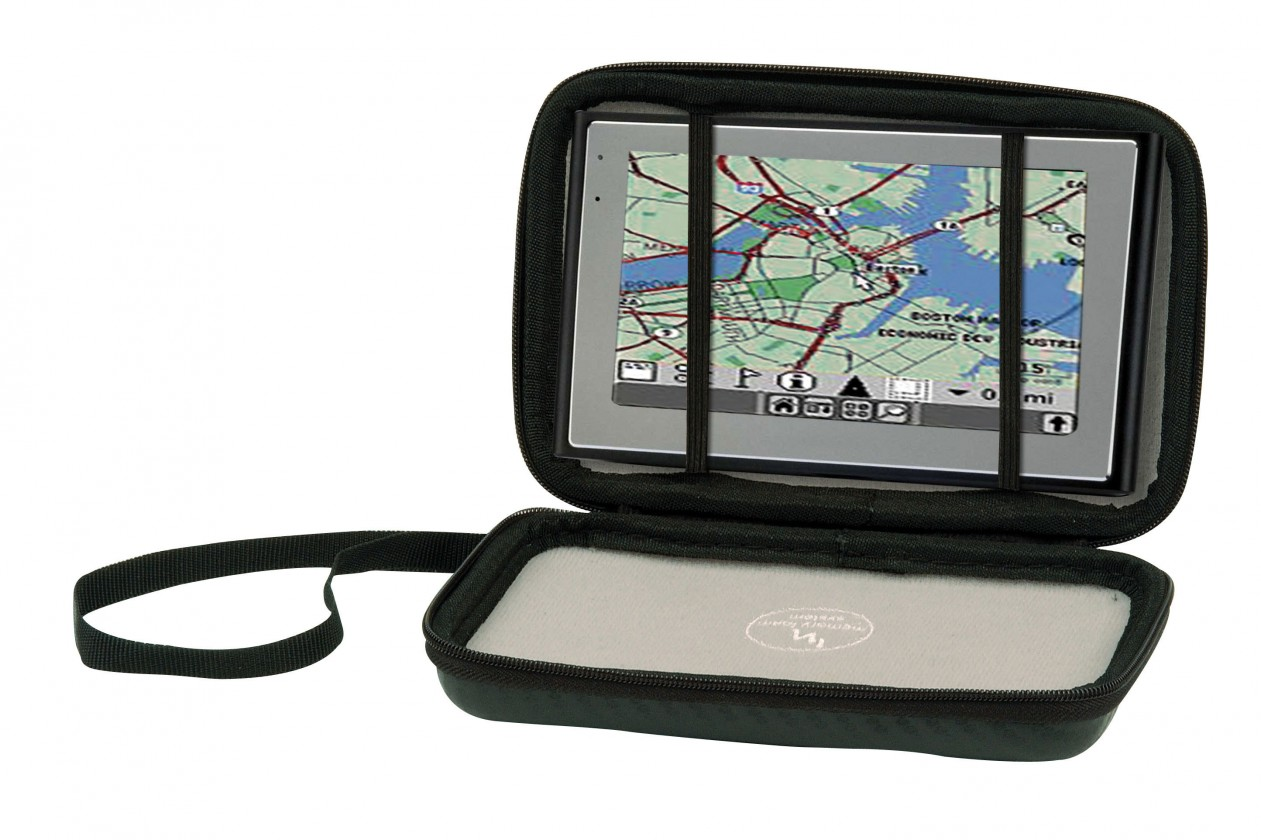 Příslušenství pro GPS Pouzdro na navigaci Carbon ROZBALENO