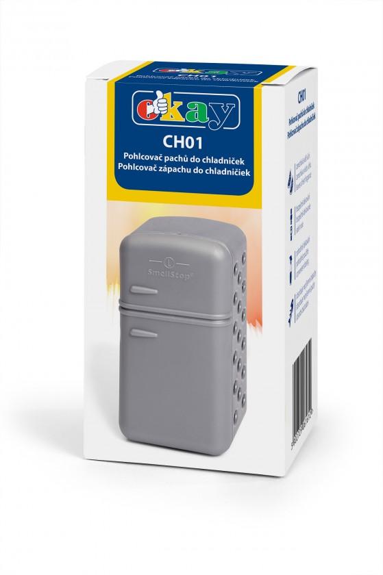 Příslušenství pro ledničky Pohlcovač pachů do lednice K&M CH01