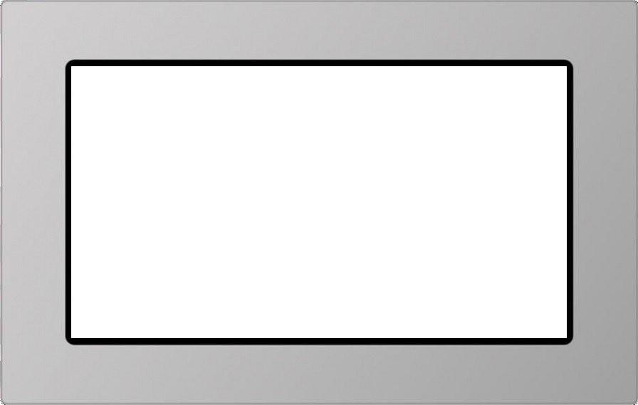Příslušenství pro mikrovlnné trouby Rámeček pro vestavění MOB 20231 BG