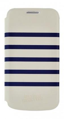 Příslušenství pro S6 Bigben flipové pouzdro pro Galaxy S6, bílá/modrá