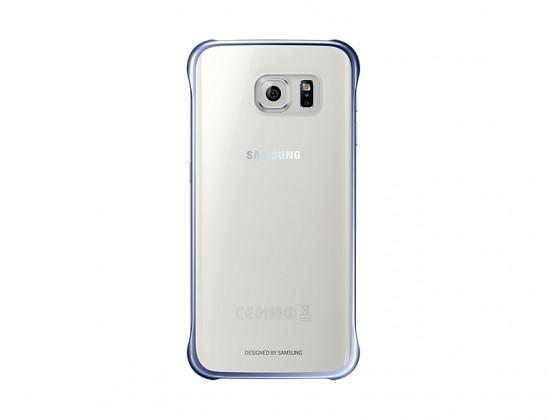 Příslušenství pro S6 Samsung gelskin pro Samsung Galaxy S6 Edge, transparentní