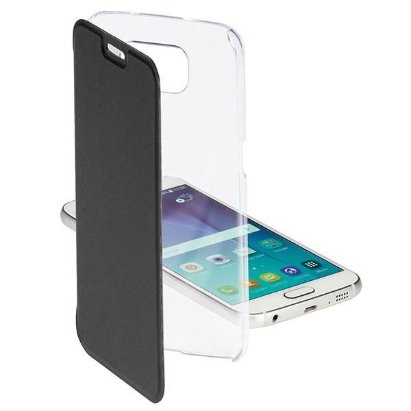 Příslušenství pro S6 Vivanco flip pouzdro pro Samsung Galaxy S6, černá