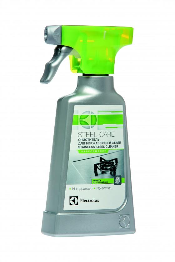 Příslušenství pro sporáky Čistič nerezových povrchů spotřebičů 250ml Electrolux E6SCS106