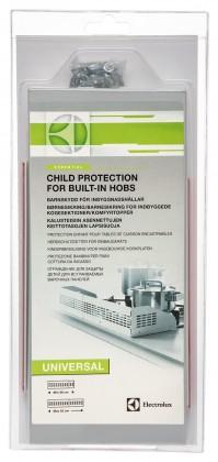 Příslušenství pro sporáky Dětská ochranná lišta pro varné desky Electrolux E4OHPR55