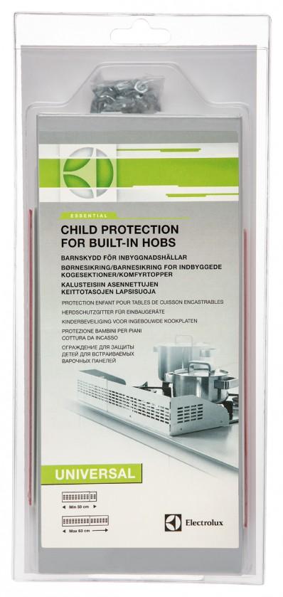 Příslušenství pro sporáky Dětská ochranná lišta pro varné desky Electrolux E4OHPR60 45x17cm