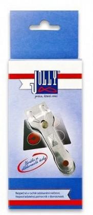 Příslušenství pro sporáky Škrabka na sklokeramické desky Jolly 4012