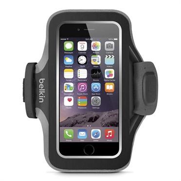 Příslušenství pro sport Pouzdro BELKIN SLIM-FIT PLUS Armband iPhone 6 černé