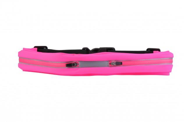 Příslušenství pro sport Winner group running belt, pink