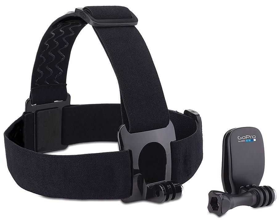 Příslušenství pro videokamery GoPro čelenka na hlavu QuickClip