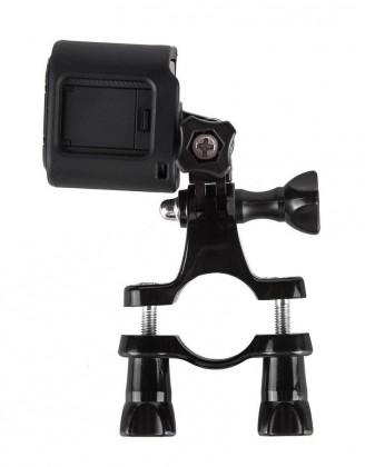Příslušenství pro videokamery GoPro úchyt na kolo - Handlebar Seatpost Mount