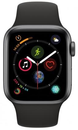Pro Apple Apple Watch Series 4 GPS, 40mm, šedá, sportovní řemínek