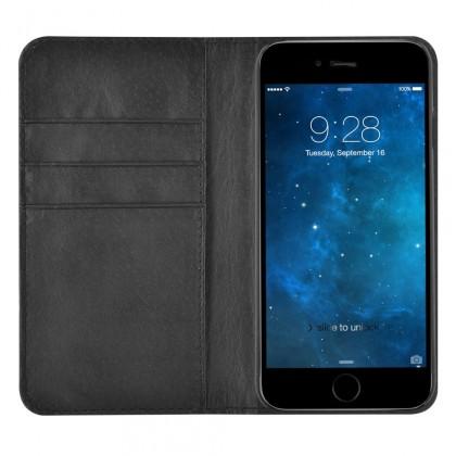 Pro Apple Bigben flip pouzdro pro iPhone 6/6s, 2v1, černá