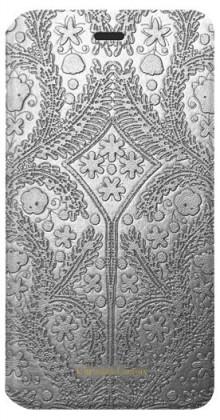 Pro Apple Bigben Folio pro IPHONE 6/6s Paseo,stříbrná
