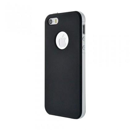 Pro Apple Bigben Hard Shell pro Iphone 6/6s, černá/stribrná