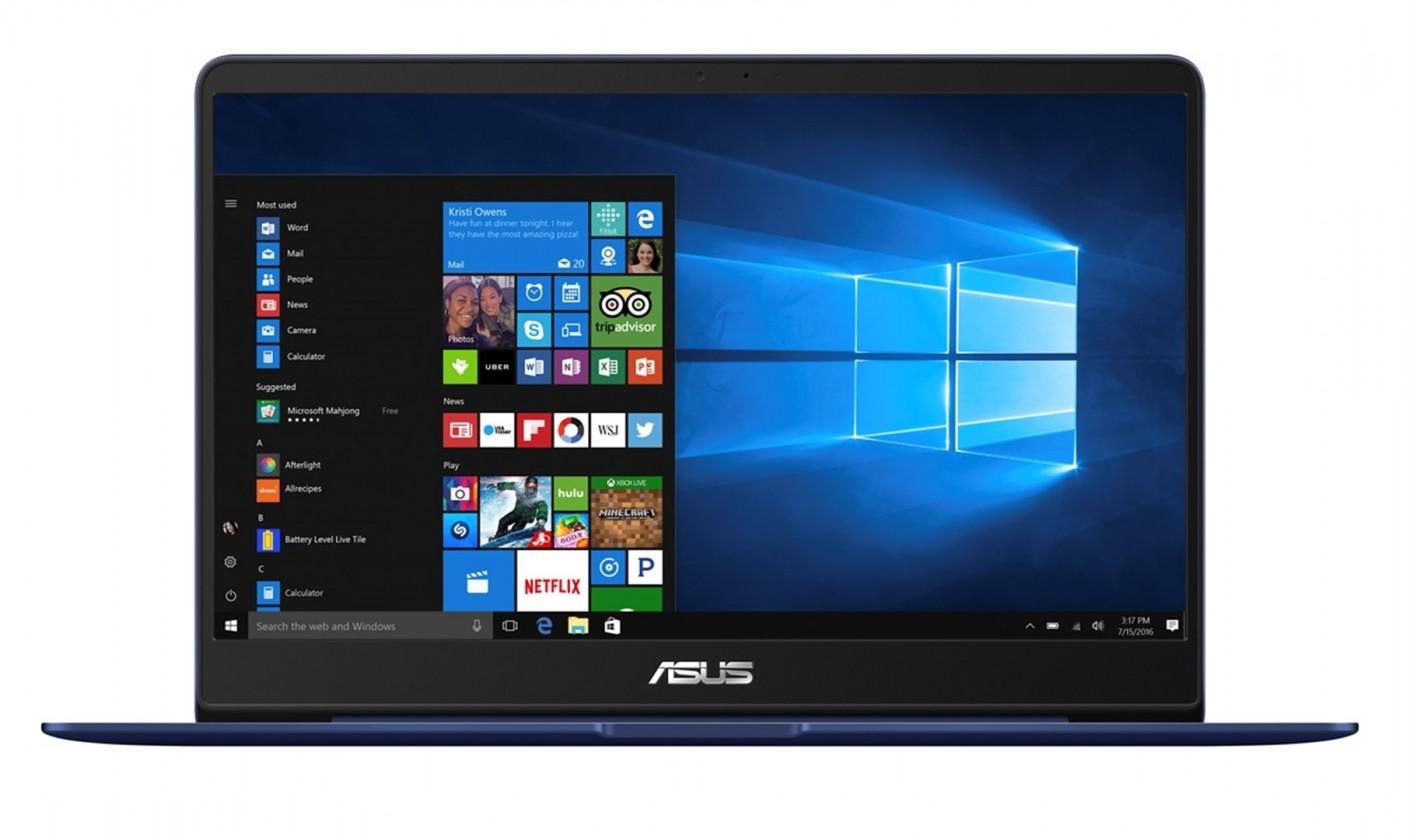 Pro náročné/Profi ASUS ZenBook UX430UA-GV004T