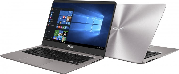 Pro náročné/Profi Notebook Asus 14 Intel i3, 4GB RAM, 1 TB HDD