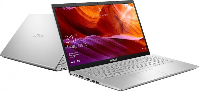 "Pro náročné/Profi Notebook ASUS M509DA-EJ479T 15,6"" R3 8GB, SSD 512GB"
