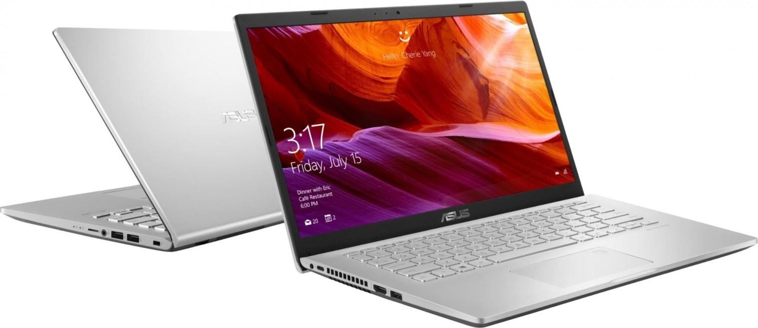 Pro náročné/Profi Notebook ASUS X409FA 14'' i3 4GB, SSD 256GB, X409FA-EK092T
