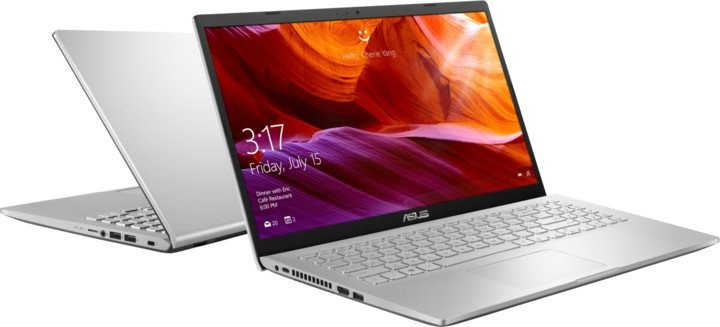 "Pro náročné/Profi Notebook Asus X509FJ 15,6"" i5 8GB, SSD 512GB, X509FJ-EJ114T"