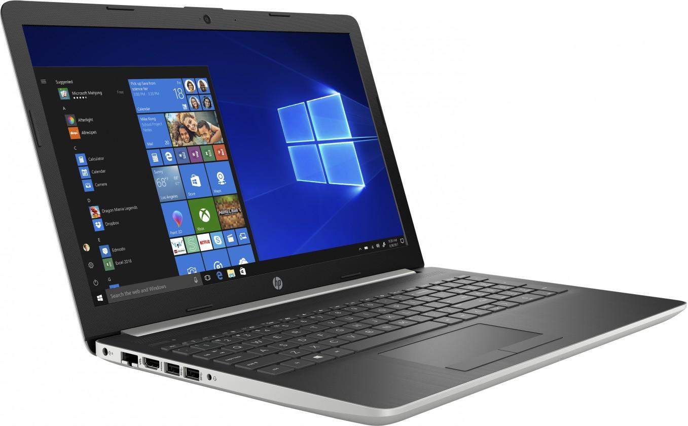 "Pro náročné/Profi Notebook HP 15-db1400nc 15,6"" Ryzen 3 8GB, SSD 256GB, 7DL48EA"
