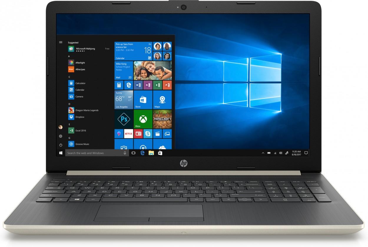 """Pro náročné/Profi Notebook HP 15-db1402nc 15.6"""" FHD Ryzen 5 8GB, SSD 512GB"""