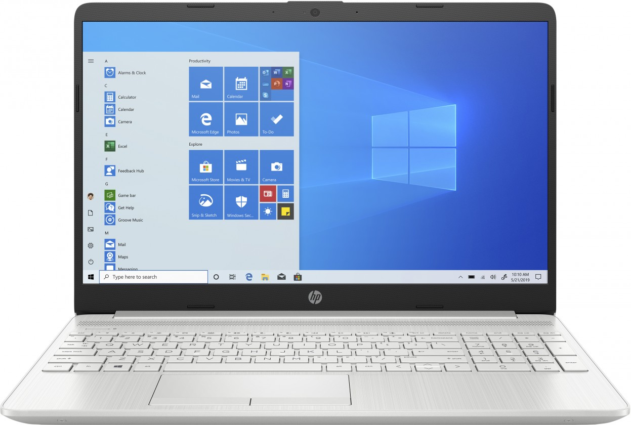 "Pro náročné/Profi Notebook HP 15-gw0000nc 15,6"" Athlon 3150U 8GB, SSD 256GB, 2GB"