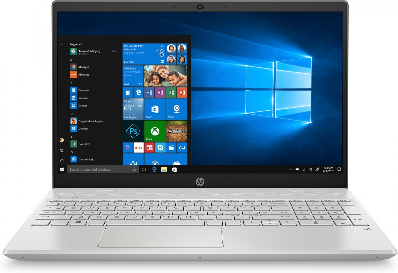 "Pro náročné/Profi Notebook HP Pavilion 15-cw1011nc 15,6"" R7 16GB, SSD 512GB"