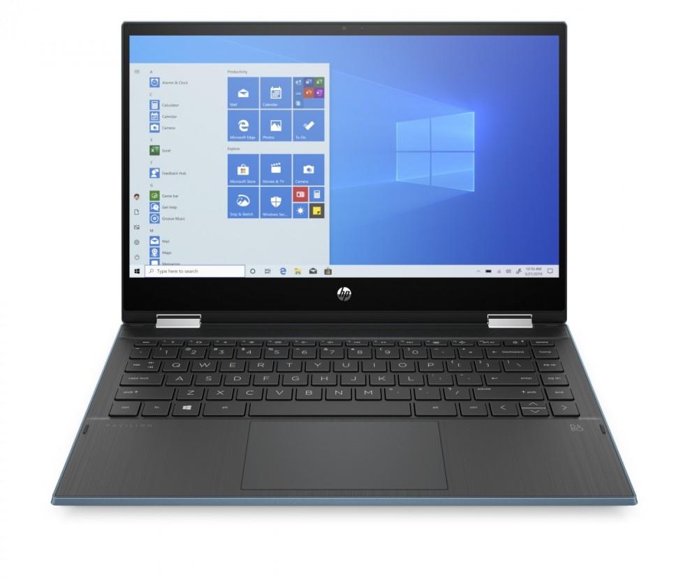 """Pro náročné/Profi Notebook HP Pavilion x360 14-dw0000nc 14"""" Touch i3 4G, SSD 128GB"""