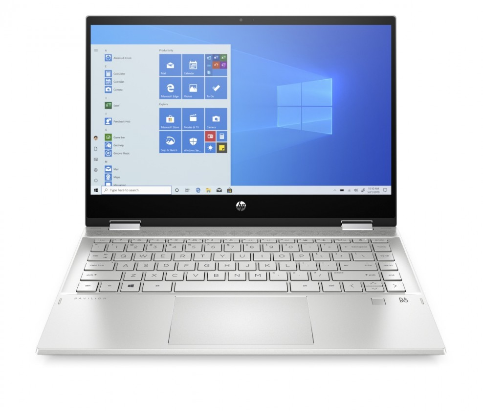 "Pro náročné/Profi Notebook HP Pavilion x360 14-dw0001nc 14"" i3 8GB, SSD 512GB"
