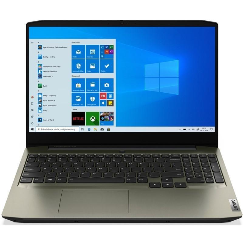 "Pro náročné/Profi Notebook Lenovo IP Creator 5 15"" i7 16GB, SSD 512GB, 82D4003VCK"