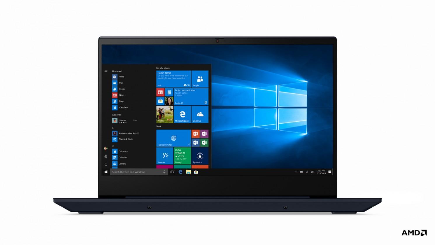 """Pro náročné/Profi Notebook Lenovo IP S340 14"""" Ryzen 3 8GB, SSD 256GB, 81NB003VCK"""