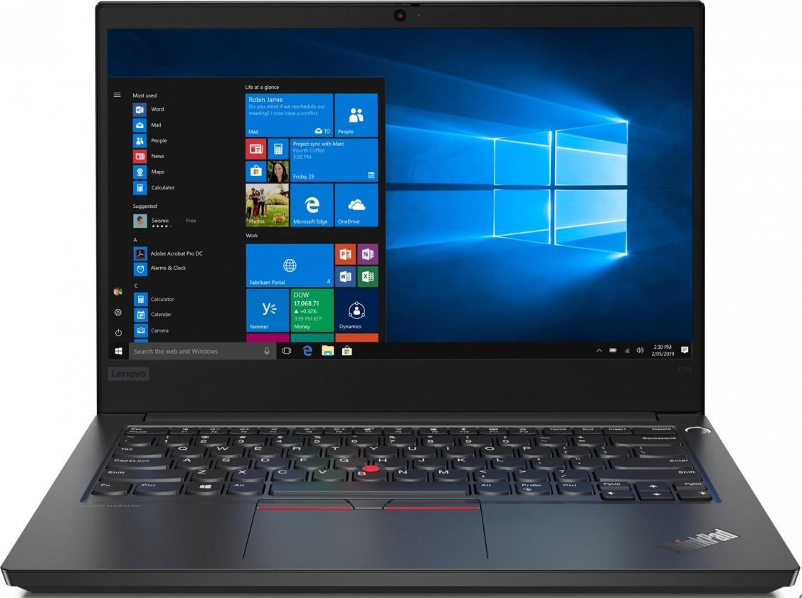 """Pro náročné/Profi Notebook Lenovo ThinkPad E14-IML 14"""" i7 16GB, SSD 256GB+1T"""