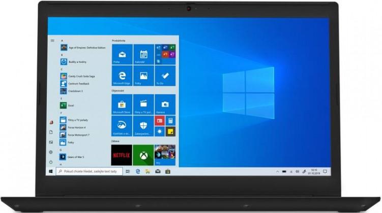 """Pro náročné/Profi Notebook Lenovo V340-17IWL 17,3"""" i7 8GB, SSD 512GB, 2GB"""