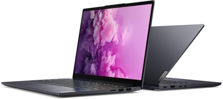 """Pro náročné/Profi Notebook Lenovo Yoga Slim 7 14IIL-05 14"""" i5 16GB, SSD 512GB, 2GB"""