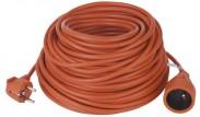 Prodlužovací kabel 30m oranžový