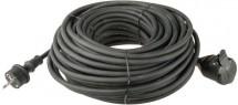 Prodlužovací kabel Emos P01710, 1xzásuvka, 10m, černý