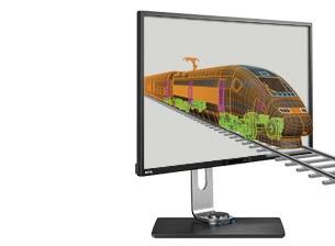 """Profi monitor 32"""" BenQ BL3200PT ROZBALENO"""