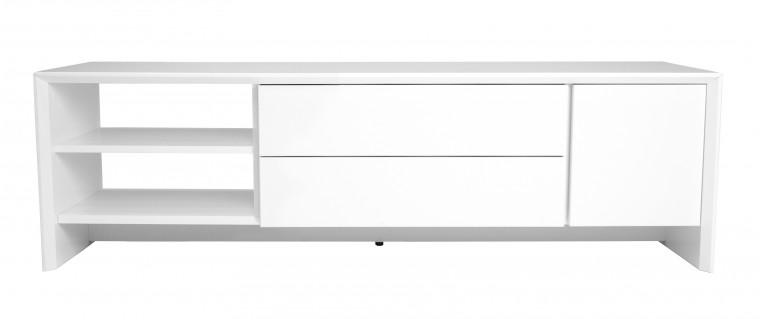 Profil - TV stolek, 5944-001 (bílá)