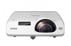 Projektor Epson EB-535W + ZDARMA Nástěnné projekční plátno v hodnotě 1499,-Kč
