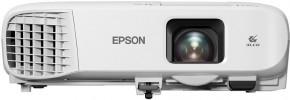 Projektor EPSON EB-980W 1280x800, 3800 ANSI/15000:1 + ZDARMA Nástěnné projekční plátno v hodnotě 1499,-Kč