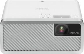 Projektor Epson EF-100W + ZDARMA Nástěnné projekční plátno v hodnotě 1499,-Kč