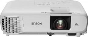 Projektor Epson EH-TW740 bílý (V11H979040) + ZDARMA Nástěnné projekční plátno v hodnotě 1499,-Kč