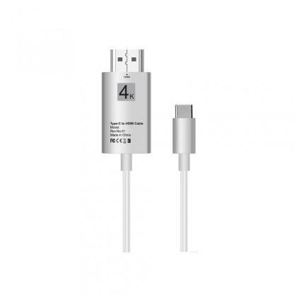 Propojovací kabel USB-C/HDMI pro propojení dvou zařízení