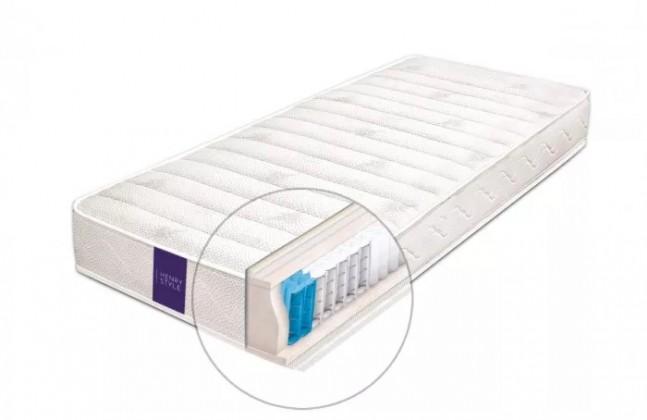 Pružinová matrace Matrace Hypnos - komprimovaná - 100x200x20