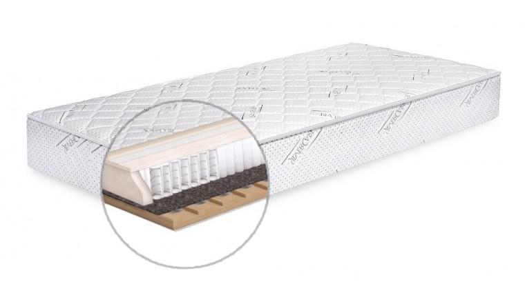 Pružinová matrace Matrace Kairos - komprimovaná - 120x200x19