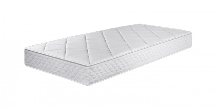 Pružinové Ergo Comfort 2/3 (taštičková matrace,200x100x20cm,nosnost 120kg)