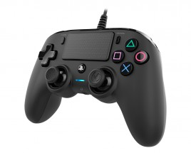 PS4 herní ovladač Nacon Compact Controller - Coloured Black
