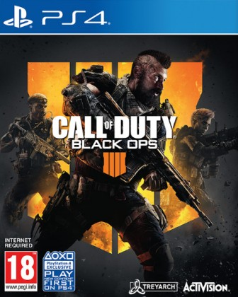 PS4 hra - Call of Duty Black Ops 4