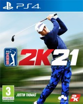 PS4 hra - PGA Tour 2K21